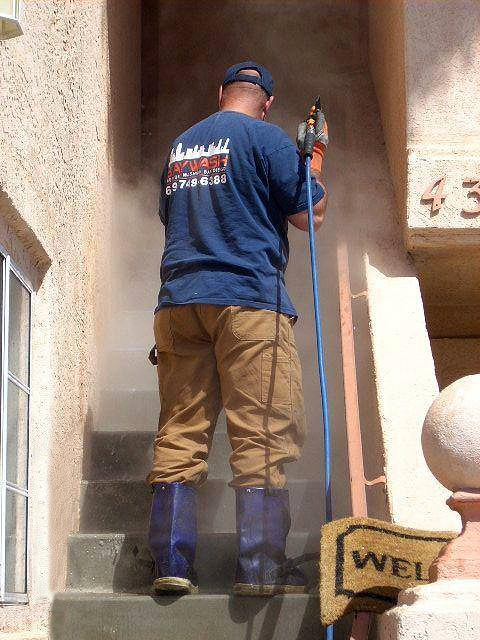 Concrete Cleaning San Diego
