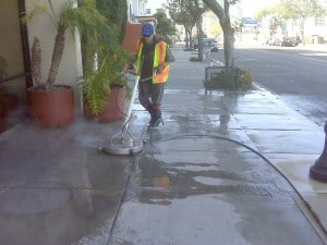 Commercial Power Washers in San Diego