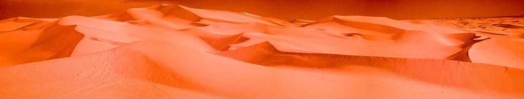 Infrared Photo, Imperial San Dunes, Randy Stetz