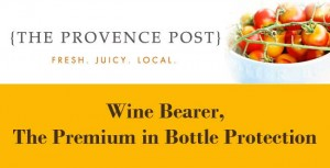 The Wine Bearer, featured in the Provence Post